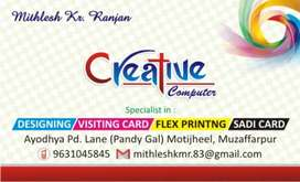 We need experienced Graphic Designe who knows Photoshop &Coredraw