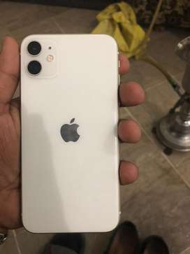 Iphone 11 128 gb white color