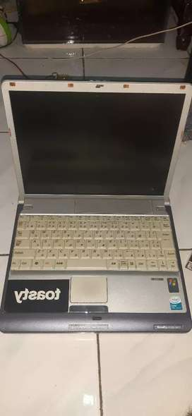 Jual nootbook versa pro vy10e/mh-2 kondisi normal minus charjer
