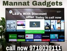Sunday exciting offer (buy now) 24 inch non smart LED TV
