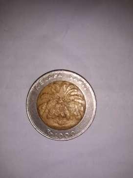 Uang koin Antik kelapa sawit