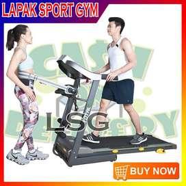 Alat Olahraga Fitness Treadmill Elektrik TL 288 Total