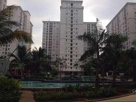 OVER KREDIT Tower Borneo, Kalibata City full furnish