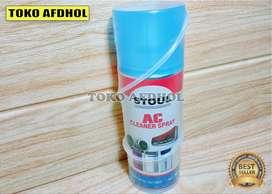 GROSIR Ac Cleaner Spray Stoul 400Gr Pembersih Ac Untuk /Rumah