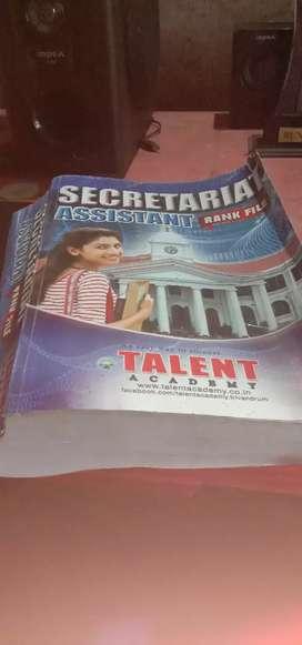 Secretariat Assistant Rank File(talent)
