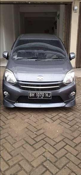 Di Jual Toyota Agya TRD 2013 Matic