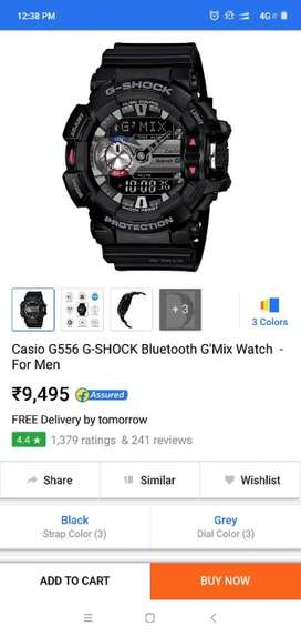 G-Shock in Bluetooth model Brand new with