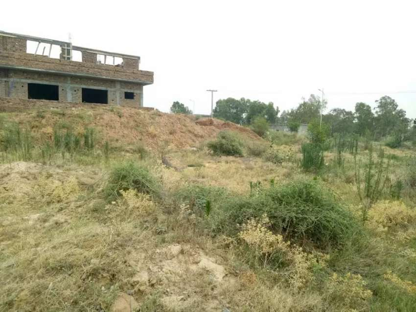 7 Marla Residential plot for Sale in G16 Islamabad 0