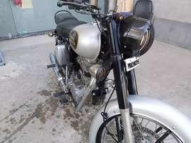 Almost new bike