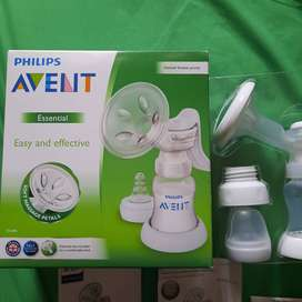 Preloved Philips Manual Avent Breast Pump