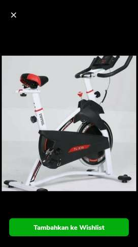 sepeda statis TL-930 spinning bike