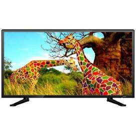 New led tv samsung sony ips panel 2 year on warranty