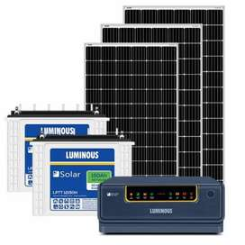 Luminous Inverter and Battery @ Low price