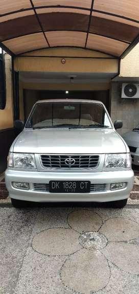 Toyota kijang lgx diesel pmk 2001 asdk tangan pertama