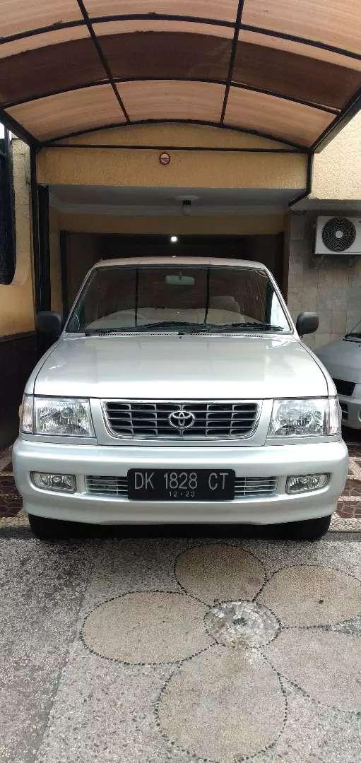Toyota kijang lgx diesel pmk 2001 asdk tangan pertama 0