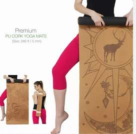 Yoga mats and other yoga equipment