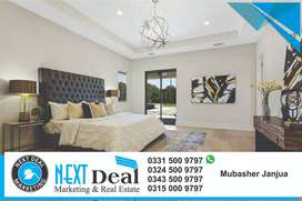 2 Beds Family Apartments NUST Road TV Lounge Kitchen Sector H 13