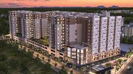 2 BHK 880 Sq. Ft. Apartment in Provident Capella