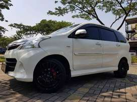 Dp 5jt Avanza Veloz 1.5 AT 2012 Putih