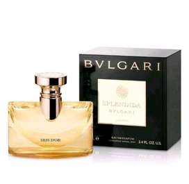 bvlgari splendida iris d'or edp for women 100ml