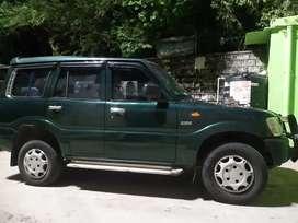 Mahindra Scorpio 2004 Diesel 120000 Km Driven