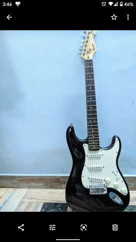 Fender squire bullet strat and Laney amplifier
