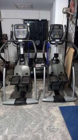 ITALIAN BRANDED REFURBISHED COMPLETE RANGE OF CARDIO (TECHNOGYM)