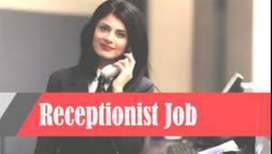 Receptionist / Office Assistant - Sola (Only Female)