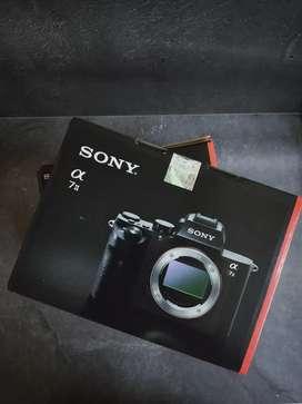Sony a7 ii mark 2 kit 28 70 garansi resmi cash kredit