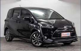 "Hot Deal "" Toyota Sienta Q 2017 Matic Diskon 35 jt Special Weekend !!"