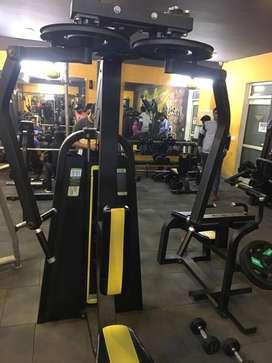 powerful High class gym setup