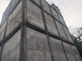 Bangunan Sarang Walet 3 lantai