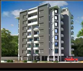 At Sixmile panjabari Road 3bhk under construction flat