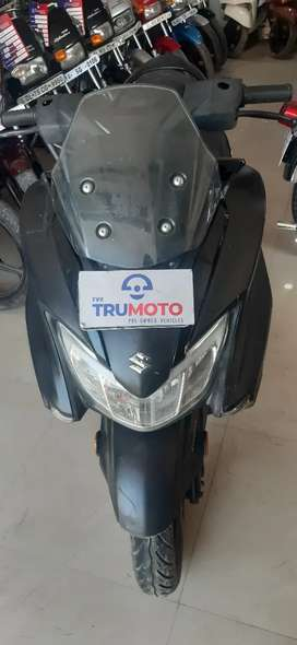 Burgman With 1yr warranty + 3 free services finance facility available
