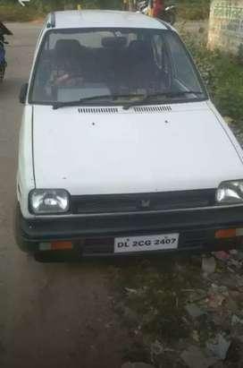 Maruti Suzuki 800 2000 Petrol 70000 Km Driven