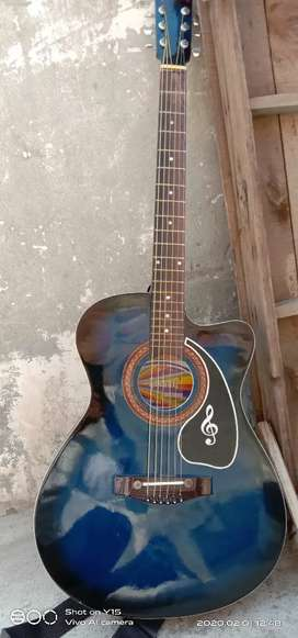 Givsan acoustic guitar