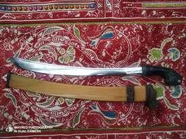 Pelapisan Krom pisau,parang,mandau,samurai..dsb