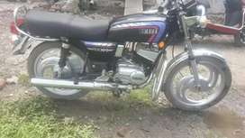 Yamaha RX 100 only particular available