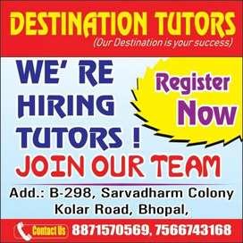 we are hiring tutors