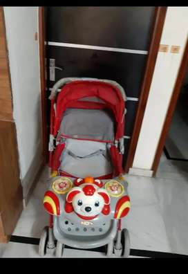 Pram for small babies