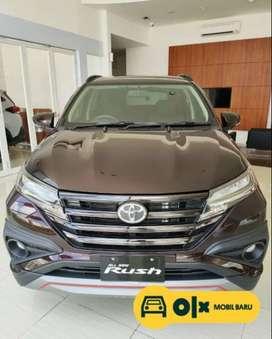 [Mobil Baru] Toyota NEW RUSH 1.5 New Model tahun2019 PROMO CUCI GUDANG