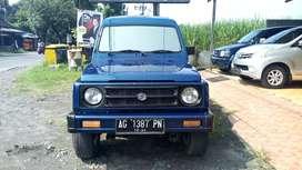 Suzuki Katana GX 1999 kondisi antik sangat bagus di Bintang Motor