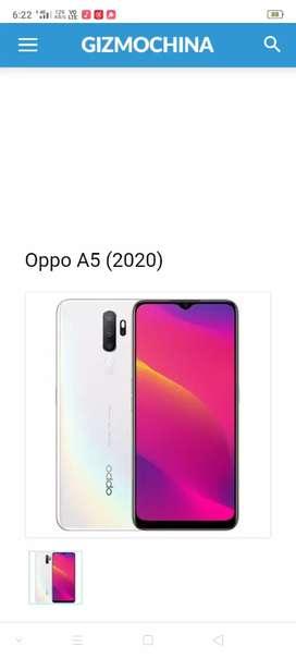Oppo a5, 2020