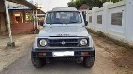 Maruti Suzuki Gypsy 1996-2000 King Hard Top, 1999, Petrol