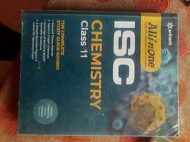 Isc class 11th chemistry all in one ( arihant publication)