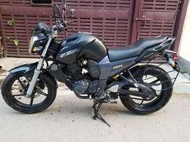 Yamaha FZ, 2011, Black Color