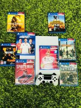 Sony PlayStation ps4 500gb with one controller and warranty
