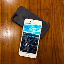 Iphone 7 32gb Silver (Rare) Nego