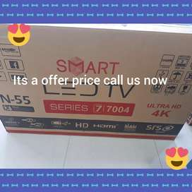 Brand new 55 inch led offer price