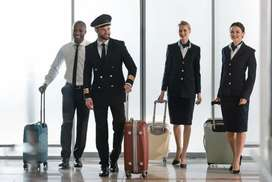 New hiring for Airport jobs ground staff/ticketing/Cabin Crew all post